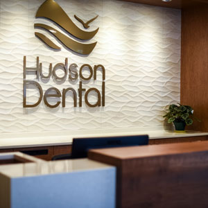 Reception - Hudson Dental Clinic