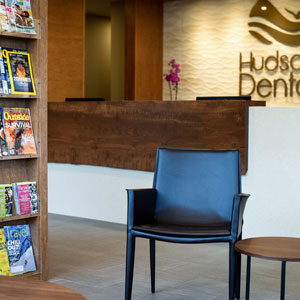 Waiting Room - Hudson Dental Clinic