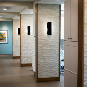 Hallway - Hudson Dental Clinic