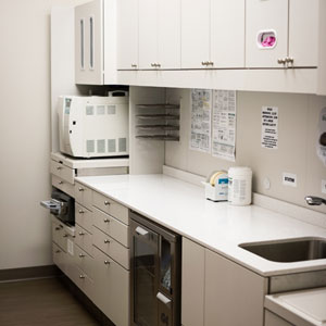 Sterilization Equipment - Hudson Dental Clinic
